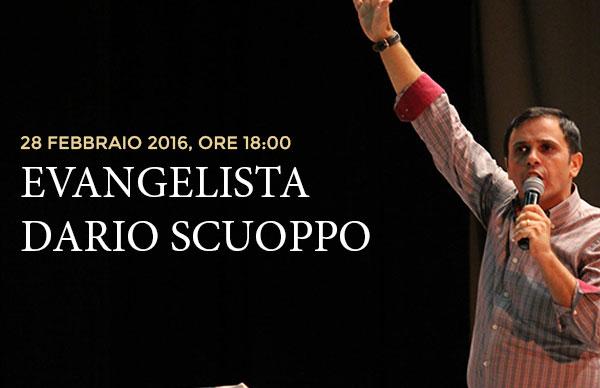 Serata Evangelistica con Dario Scuoppo 28 Febbraio 2016 | Comunità Cristiana Evangelica Montesarchio