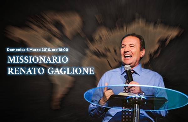 Renato Gaglione 06 Marzo 2016 | Comunità Cristiana Evangelica Montesarchio