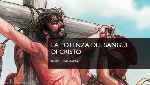 La potenza del sangue di Cristo per lo spirito, Luca Romano
